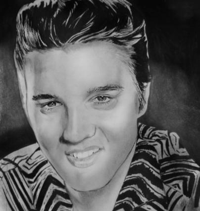 Elvis Presley por dirac